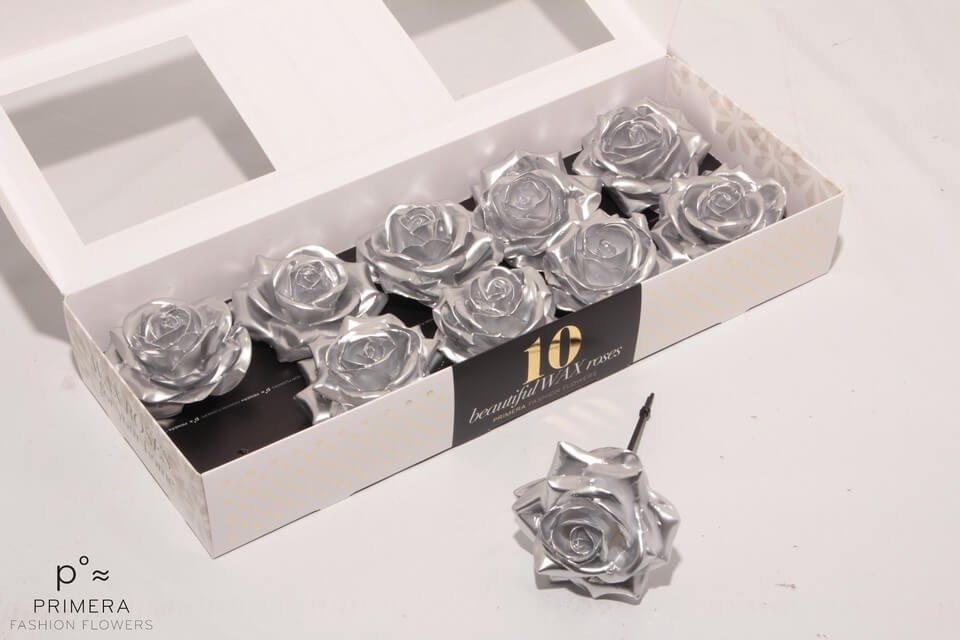 P°a 750 white blush silver